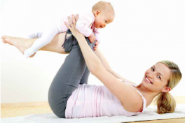Baby Fingers Family Yoga (9-24 months) Photo