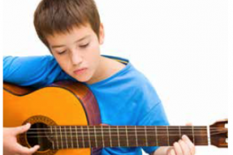 Junior Guitar ( 6-8 years) Photo