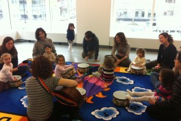 Music and Movement (Ages 22 - 36 Months w/Adult) Photo