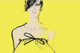 Drawn to Fashion Photo