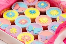 Children's Cupcake Class Photo
