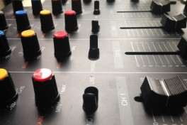 Electronic Music Composition Photo
