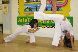 Capoeira Kids Photo