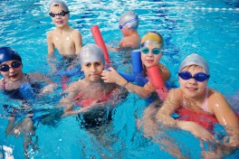 Group Swimming Lessons for Kids (Ages 5&up) Photo