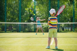Tennis Program for Kids (Ages 6-13) Photo