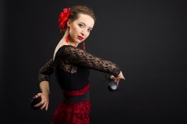 Flamenco Dance Beginner Photo