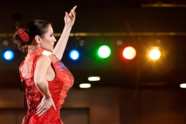 Flamenco Dance Intermediate Photo