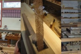 Japanese Woodworking  and Tools Seminar Photo