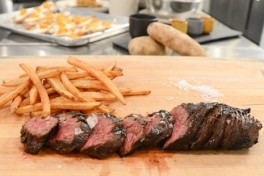 Intensive Kitchen Basics: Steak Frites Photo
