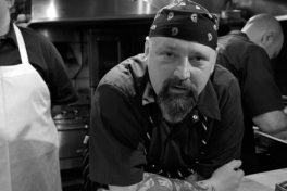 Cooking with Red Lion Inn Chef Brian Alberg Photo