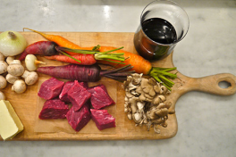 Mastering the Classics: Beef Bourguignon Photo
