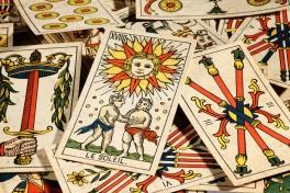 Practical Tarot III - Interpreting the Tarot Photo