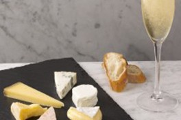 La Dolce Vita: Italian Wines and Cheeses Photo