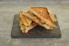 Get Your Grill On! Grilled Cheese 101 Photo