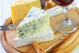 Born in the USA: American Wine And Cheese Photo