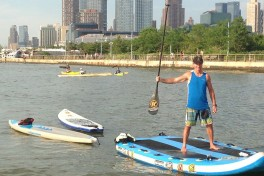 Stand Up Paddle Board One Design Racing  Photo