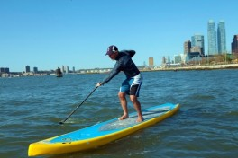 Fun Stand Up Paddle Board  Photo