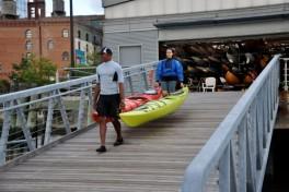 Kayak Rescues Photo