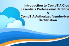 CompTIA Cloud Essentials Photo