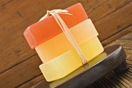 Glycerin Soap Making Photo