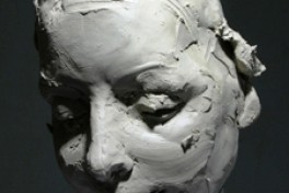 Sculpted Portraiture Photo