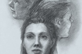 Drawing the Head in Three Dimensions Photo