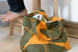 Intro to Sewing: The Tote Bag Photo