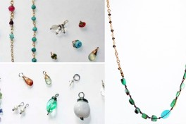 Jewelry Wire Wrapping Class Photo