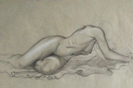 Figure Drawing Sessions at GLLAM Photo