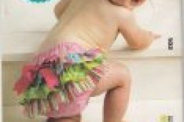 Too Cute Diaper Photo