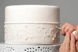 Two Hour Intro to Piping Techniques on Cake Class Photo