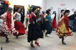 Intro to Flamenco Photo