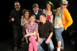 Carol Schindler's Improv Intensive Photo
