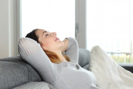 Self-Hypnosis Stress Reduction And Relaxation Tech Photo