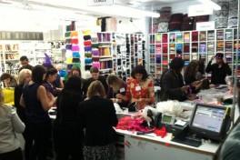 Fashion Show Production Photo