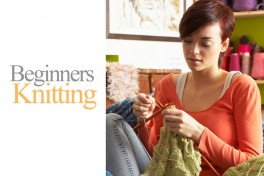 Beginners Knitting with Grace Akhrem Photo