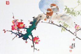 Adult Arts: China Painting Photo