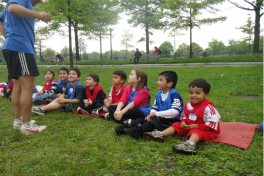 Soccer Kids Group Class (Ages 3-4) Photo