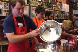Hands-On Pizza Workshop Photo