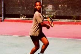 Beginning Tennis for Kids: Ages 8-14 Photo