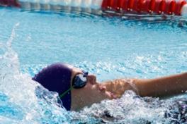 Adult Master Swim Class Photo