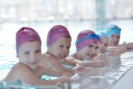 Kid Swim Advanced 2: Dunlevy Milbank Center Photo