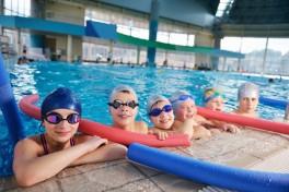 Kid Swim Advanced 2: Mercedes Club Photo