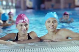 Kid Swim Advanced 1: Mercedes Club Photo