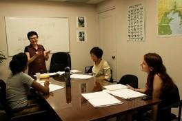 Intermediate Chinese Highschool Course Photo