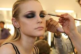 Fashion And Runway Makeup Photo