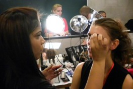 TV And Music Video Makeup Photo