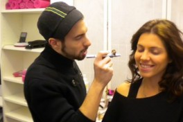 Airbrush Makeup & Sunless Tanning Workshop Photo