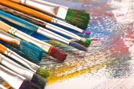 Painting Techniques Photo