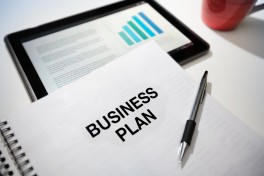 Writing A Business Plan Photo